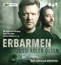 Erbarmen, 1 MP3-CD, Jussi Adler-Olsen