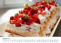 Erdbeeren 2019. Kulinarische Impressionen (Wandkalender 2019 DIN A4 quer) - Produktdetailbild 1