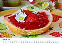Erdbeeren 2019. Kulinarische Impressionen (Wandkalender 2019 DIN A4 quer) - Produktdetailbild 8