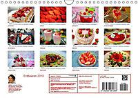 Erdbeeren 2019. Kulinarische Impressionen (Wandkalender 2019 DIN A4 quer) - Produktdetailbild 13