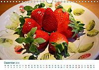 Erdbeeren 2019. Kulinarische Impressionen (Wandkalender 2019 DIN A4 quer) - Produktdetailbild 12
