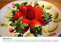 Erdbeeren 2019. Kulinarische Impressionen (Wandkalender 2019 DIN A3 quer) - Produktdetailbild 12