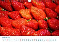 Erdbeeren 2019. Kulinarische Impressionen (Wandkalender 2019 DIN A4 quer) - Produktdetailbild 2