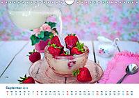 Erdbeeren 2019. Kulinarische Impressionen (Wandkalender 2019 DIN A4 quer) - Produktdetailbild 9