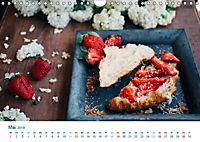 Erdbeeren 2019. Kulinarische Impressionen (Wandkalender 2019 DIN A4 quer) - Produktdetailbild 5