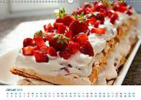 Erdbeeren 2019. Kulinarische Impressionen (Wandkalender 2019 DIN A3 quer) - Produktdetailbild 1