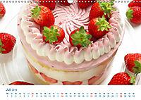 Erdbeeren 2019. Kulinarische Impressionen (Wandkalender 2019 DIN A3 quer) - Produktdetailbild 7