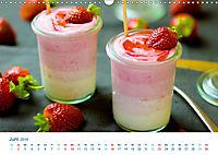 Erdbeeren 2019. Kulinarische Impressionen (Wandkalender 2019 DIN A3 quer) - Produktdetailbild 6