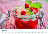 Erdbeeren 2019. Kulinarische Impressionen (Wandkalender 2019 DIN A3 quer) - Produktdetailbild 3