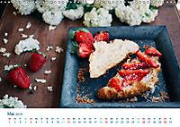 Erdbeeren 2019. Kulinarische Impressionen (Wandkalender 2019 DIN A3 quer) - Produktdetailbild 5
