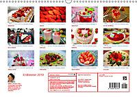 Erdbeeren 2019. Kulinarische Impressionen (Wandkalender 2019 DIN A3 quer) - Produktdetailbild 13