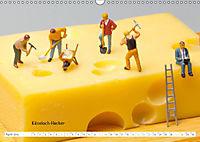 Erdbeerjäger ... und andere Mini-Welten (Wandkalender 2019 DIN A3 quer) - Produktdetailbild 4