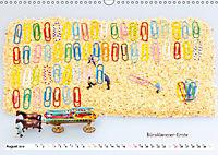 Erdbeerjäger ... und andere Mini-Welten (Wandkalender 2019 DIN A3 quer) - Produktdetailbild 8