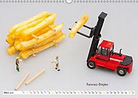 Erdbeerjäger ... und andere Mini-Welten (Wandkalender 2019 DIN A3 quer) - Produktdetailbild 3