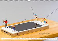 Erdbeerjäger ... und andere Mini-Welten (Wandkalender 2019 DIN A3 quer) - Produktdetailbild 6