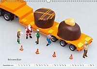 Erdbeerjäger ... und andere Mini-Welten (Wandkalender 2019 DIN A3 quer) - Produktdetailbild 12