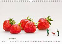 Erdbeerjäger ... und andere Mini-Welten (Wandkalender 2019 DIN A4 quer) - Produktdetailbild 7