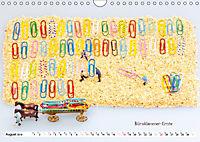 Erdbeerjäger ... und andere Mini-Welten (Wandkalender 2019 DIN A4 quer) - Produktdetailbild 8