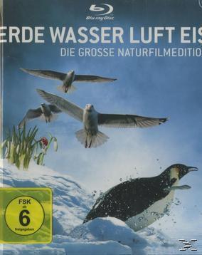 Erde, Wasser, Luft, Eis - Die grosse Naturfilm-Edition