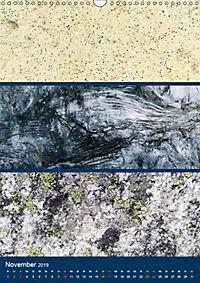 Erdfarben - Kunstvolle Formen aus Stein und Sand (Wandkalender 2019 DIN A3 hoch) - Produktdetailbild 11