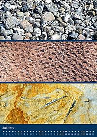 Erdfarben - Kunstvolle Formen aus Stein und Sand (Wandkalender 2019 DIN A3 hoch) - Produktdetailbild 7