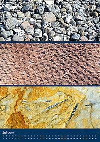 Erdfarben - Kunstvolle Formen aus Stein und Sand (Wandkalender 2019 DIN A4 hoch) - Produktdetailbild 7