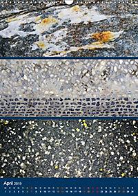 Erdfarben - Kunstvolle Formen aus Stein und Sand (Wandkalender 2019 DIN A3 hoch) - Produktdetailbild 4