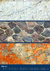 Erdfarben - Kunstvolle Formen aus Stein und Sand (Wandkalender 2019 DIN A3 hoch) - Produktdetailbild 5