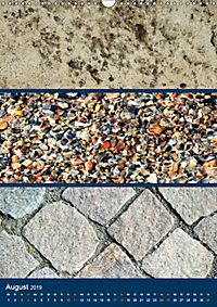 Erdfarben - Kunstvolle Formen aus Stein und Sand (Wandkalender 2019 DIN A3 hoch) - Produktdetailbild 8