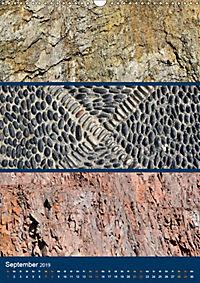 Erdfarben - Kunstvolle Formen aus Stein und Sand (Wandkalender 2019 DIN A3 hoch) - Produktdetailbild 9