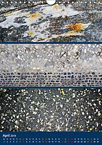 Erdfarben - Kunstvolle Formen aus Stein und Sand (Wandkalender 2019 DIN A4 hoch) - Produktdetailbild 4