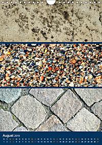 Erdfarben - Kunstvolle Formen aus Stein und Sand (Wandkalender 2019 DIN A4 hoch) - Produktdetailbild 8