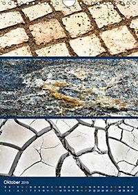 Erdfarben - Kunstvolle Formen aus Stein und Sand (Wandkalender 2019 DIN A4 hoch) - Produktdetailbild 10
