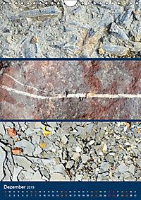 Erdfarben - Kunstvolle Formen aus Stein und Sand (Wandkalender 2019 DIN A4 hoch) - Produktdetailbild 12