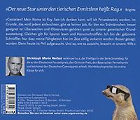 Erdmännchen Ray & Rufus Band 1: Ausgefressen (4 Audio-CDs) - Produktdetailbild 1