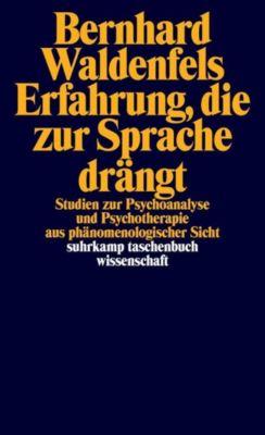 Erfahrung, die zur Sprache drängt - Bernhard Waldenfels |