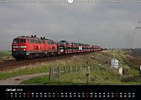 Erfolg einer Lokfamilie - Die V160-Baureihen (Wandkalender 2019 DIN A3 quer) - Produktdetailbild 1