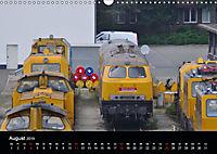 Erfolg einer Lokfamilie - Die V160-Baureihen (Wandkalender 2019 DIN A3 quer) - Produktdetailbild 8