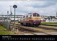 Erfolg einer Lokfamilie - Die V160-Baureihen (Wandkalender 2019 DIN A3 quer) - Produktdetailbild 11