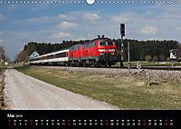 Erfolg einer Lokfamilie - Die V160-Baureihen (Wandkalender 2019 DIN A3 quer) - Produktdetailbild 5