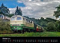 Erfolg einer Lokfamilie - Die V160-Baureihen (Wandkalender 2019 DIN A3 quer) - Produktdetailbild 10