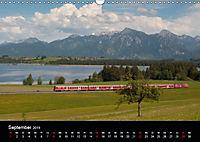 Erfolg einer Lokfamilie - Die V160-Baureihen (Wandkalender 2019 DIN A3 quer) - Produktdetailbild 9