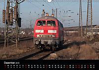Erfolg einer Lokfamilie - Die V160-Baureihen (Wandkalender 2019 DIN A3 quer) - Produktdetailbild 12