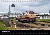 Erfolg einer Lokfamilie - Die V160-Baureihen (Tischkalender 2019 DIN A5 quer) - Produktdetailbild 11