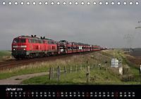 Erfolg einer Lokfamilie - Die V160-Baureihen (Tischkalender 2019 DIN A5 quer) - Produktdetailbild 1