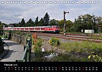 Erfolg einer Lokfamilie - Die V160-Baureihen (Tischkalender 2019 DIN A5 quer) - Produktdetailbild 2