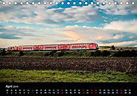 Erfolg einer Lokfamilie - Die V160-Baureihen (Tischkalender 2019 DIN A5 quer) - Produktdetailbild 4