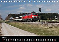 Erfolg einer Lokfamilie - Die V160-Baureihen (Tischkalender 2019 DIN A5 quer) - Produktdetailbild 5