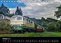 Erfolg einer Lokfamilie - Die V160-Baureihen (Tischkalender 2019 DIN A5 quer) - Produktdetailbild 10