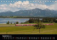 Erfolg einer Lokfamilie - Die V160-Baureihen (Tischkalender 2019 DIN A5 quer) - Produktdetailbild 9